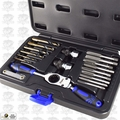 Astro Pneumatic 7581 Automotive Drill + Tap Set - Metric