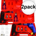 Astro Pneumatic 7600 2pk Hot Staple Gun Kit for Plastic Repair