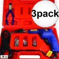 Astro Pneumatic 7600 3x Hot Staple Gun Kit for Plastic Repair