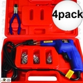 Astro Pneumatic 7600 4pk Hot Staple Gun Kit for Plastic Repair