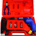 Astro Pneumatic 7600 Hot Staple Gun Kit for Plastic Repair