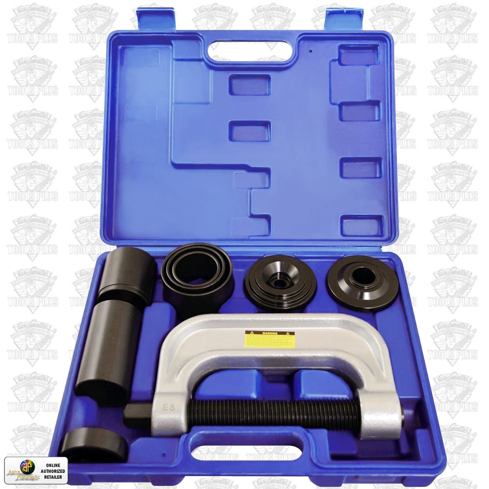 ball joint press tool. astro pneumatic 7865 ball joint press service tool w/ 4-wheel drive adapters