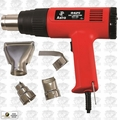 Astro Pneumatic 9425 Dual Temperature Heat Gun Kit