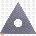 """Bahco 449 1"""" Replacement Triangle Blade"""