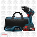 Bosch DDS182WC-102 18 V Brushless Drill Driver w/ Wireless Charger