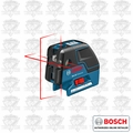 Bosch GCL25 5-Point Self Leveling Alignment Cross-Line Laser