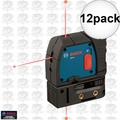 Bosch GPL3 12x 3-Point Self-Leveling Alignment Laser