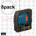Bosch GPL3 8pk Reconditioned 3-Point Self-Leveling Alignment Laser