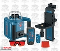 Bosch GRL300HVD Self-Leveling Rotary Laser + Layout Beam Interior Kit