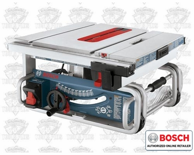 Bosch gts1031 10 portable jobsite table saw greentooth Choice Image
