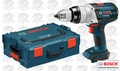 "Bosch HDH181BL 18V Brute 1/2"" Hammer Drill/Driver (Tool Only) w/L-Boxx"