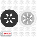 "Bosch RS6046 6"" Hook and Loop Medium Backing Pad"