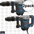 Bosch Tools 11321EVS 2x SDS-MAX Demolition Hammer