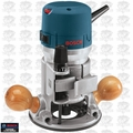 Bosch Tools 1617EVS-46 2.25 HP Fixed-Base Electronic Router Recon
