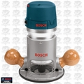 Bosch Tools 1617EVS 2.25 HP Fixed-Base Electronic Router