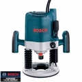 Bosch Tools 1619EVS 3.25 HP Electronic Plunge Router