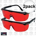 Bosch Tools 57-GLASSES 2x Red Laser Enhancement Glasses