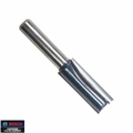 "Bosch Tools 85613MC 1/4"" x 1"" Carbide-Tipped Double Flute Straight Bit"