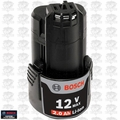 Bosch Tools BAT414 12V Max Lithium-Ion Battery >New and Fresh< Open Box
