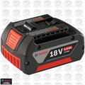 Bosch Tools BAT621 5.0ah 18v FatPack Battery 'a Better BAT620 O-B