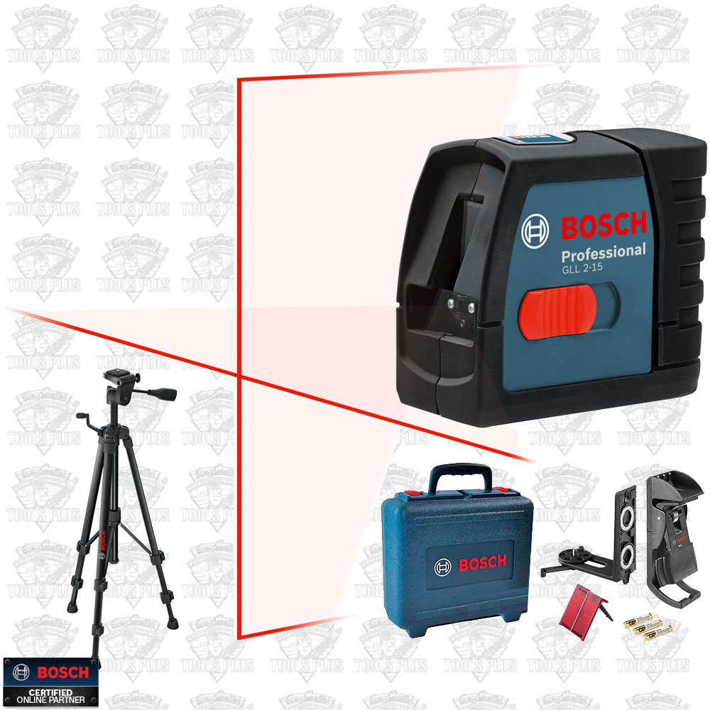 find bosch 2 beam cross line laser gll2 level surveying