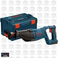Bosch Tools CRS180BL 18 Volt Reciprocating Saw (Tool Only) with L-Boxx-2