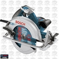 "Bosch Tools CS10-RT 7-1/4"" Contractor Circular Saw 15A Carbide Blade Refurb"