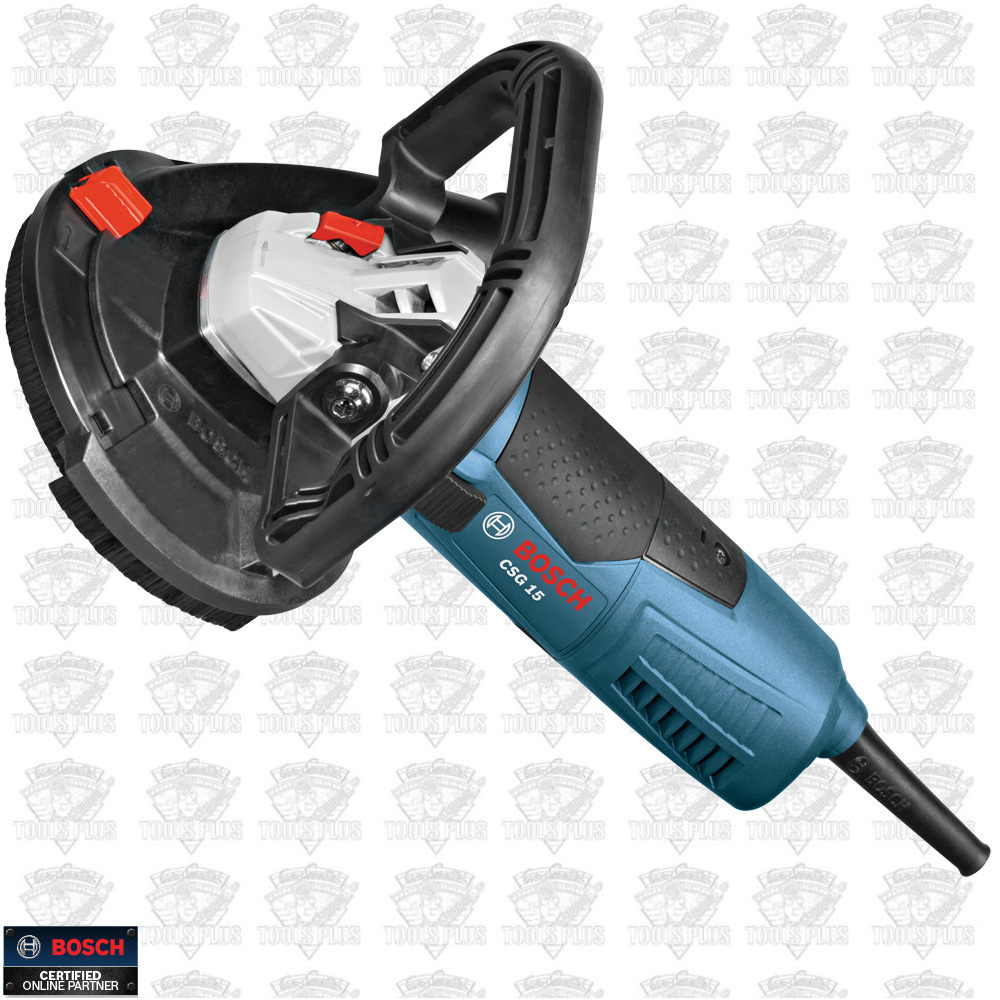 Bosch Tools Csg15 5 Quot Concrete Surfacing Grinder 5 Quot Cup