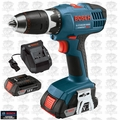 "Bosch Tools DDBB180-02-RT 18V Cordless Lithium-Ion 1/2"" Compact Drill Driver"