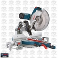"Bosch Tools GCM12SD 12"" Dual-Bevel Glide Miter Saw OB"