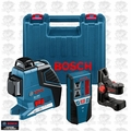 Bosch Tools GLL3-80-LR2 3 Plane Leveling and Alignment Laser w/ Receiver Kit