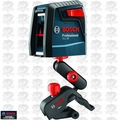 Bosch Tools GLL30 30' Self-Leveling Cross-Line Laser OB