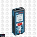 Bosch Tools GLM80-RT 265' Class II 630-670 nm Laser Distance Measure