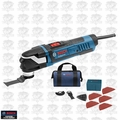 Bosch Tools GOP40-30B StarlockPlus Oscillating Multi-Tool Kit O-B