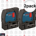 Bosch Tools GPL2-RT 2x 2-Point Self-Leveling Laser Level