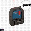 Bosch Tools GPL2-RT 8x 2-Point Self-Leveling Laser Level