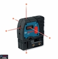 Bosch Tools GPL5 5-Point Self-Leveling Alignment Laser