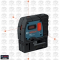Bosch Tools GPL5-RT Reconditioned Recon 5-Point Self-Leveling Alignment Laser