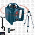 Bosch Tools GRL245HVCK 800' Dual-Axis Self-Leveling Rotary Laser