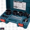 Bosch Tools HDG11 11 Piece Diamond Hole Saw Kit