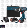 Bosch Tools HDS182-02 18-volt Brushless 1/2-Inch Compact Hammer Drill/Driver