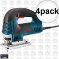 Bosch Tools JS470E-RT 4x 7AMP Top Handle Jigsaw Kit Recon