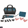 Bosch Tools MX30EC-21 Multi-X Oscillating Tool Kit
