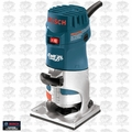 Bosch Tools PR10E 1HP Colt Single Speed Electronic Palm Router