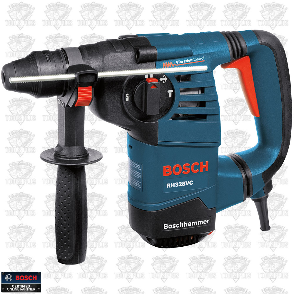 bosch tools rh328vc 1 1 8 sds plus rotary hammer drill. Black Bedroom Furniture Sets. Home Design Ideas
