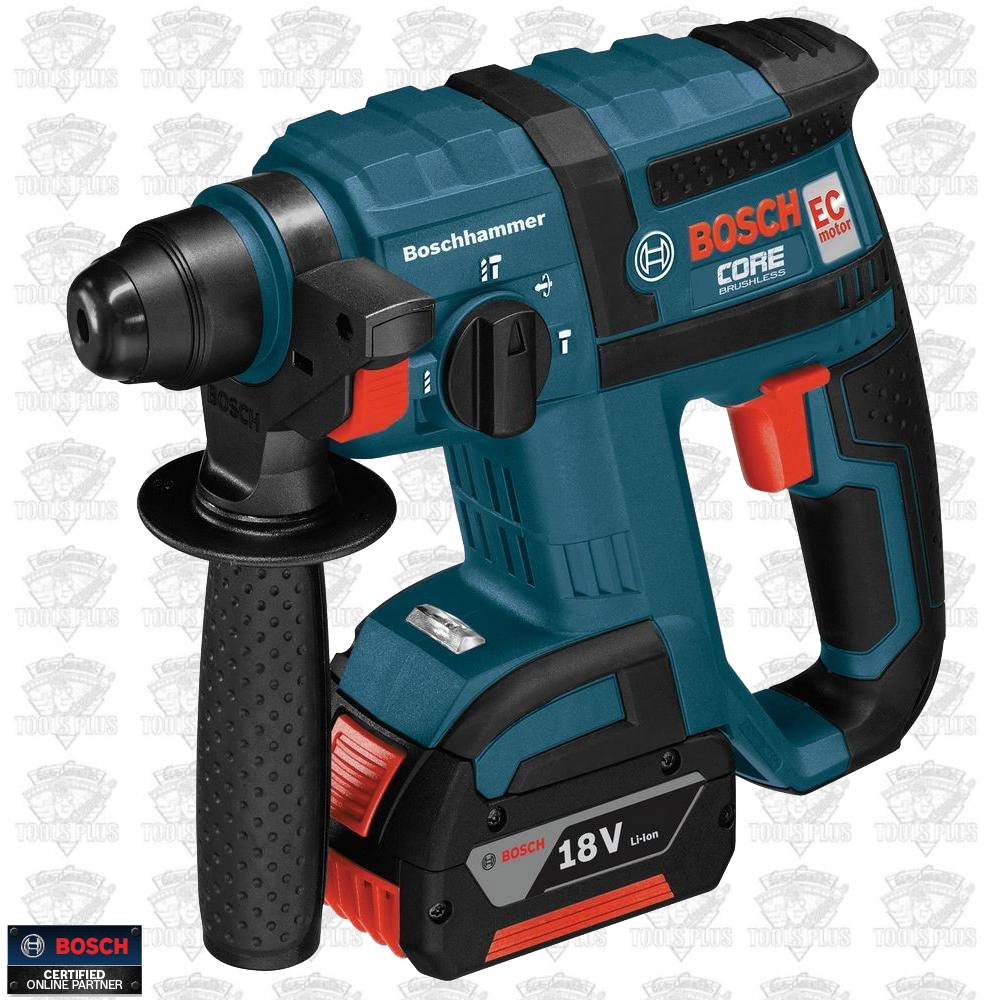 bosch tools rhh181 01 18 volt cordless lith ion 3 4 sds plus rotary hammer. Black Bedroom Furniture Sets. Home Design Ideas