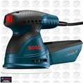"Bosch Tools ROS20VSC-RT 5"" VS Palm Random Orbit Sander Kit w/ Canvas Bag"