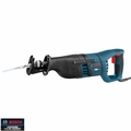 "Bosch Tools RS325 12 Amp Reciprocating Saw + Case 1"" Stroke"