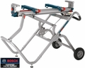 Bosch Tools T4B Gravity-Rise Wheeled Miter Saw Stand