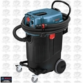 Bosch Tools VAC140A 14 Gallon Vacuum, Auto Filter Clean & Power Broker Dial